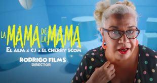 """El Alfa """"El Jefe"""" x CJ x El Cherry Scom - La Mamá de la Mamá"""