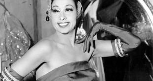 Cantante Josephine Baker es la primera mujer negra que recibe el honor de entierro en París