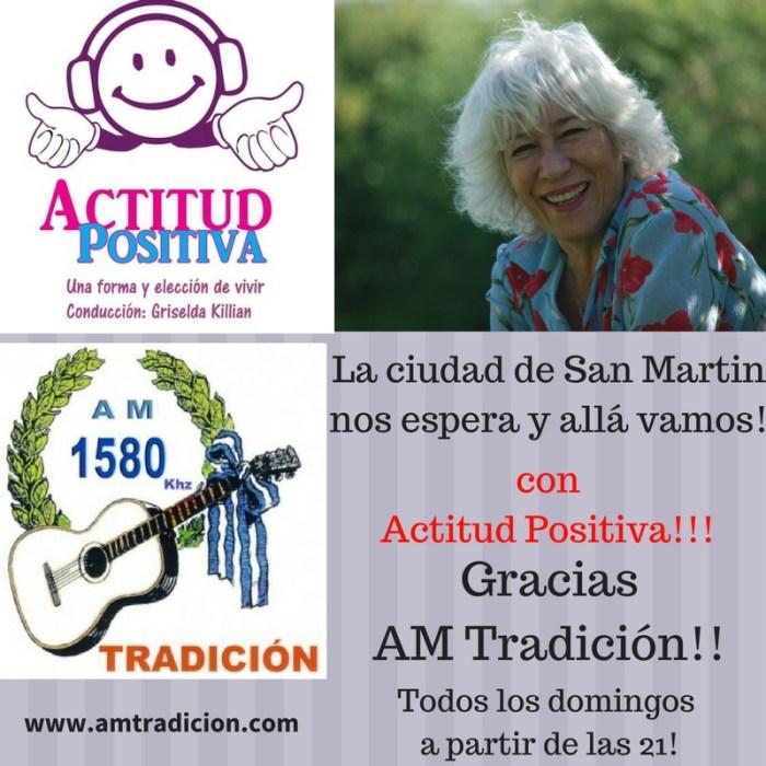 Actitud Positiva en San Martín, Provincia de Buenos Aires