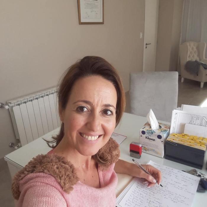 Guillermina Lopata. Entrevista inicial