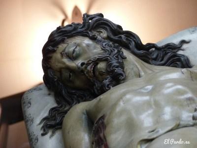 Cristo de El Pardo, obra de Gregorio Fernández