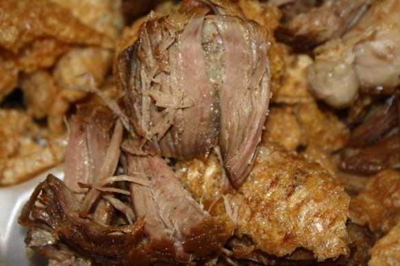 Las carnitas en la Amapola Mexican Deli es uno de los platillos más populares. (Foto de Agustín Durán/El Pasajero).