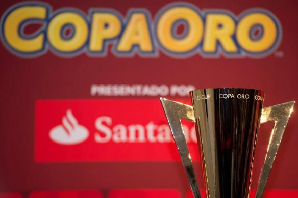 Copa de Oro. Foto: Página oficial de Facebook de Concacaf.