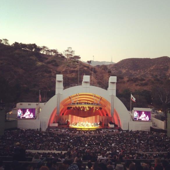 Hollywood Bowl 2013