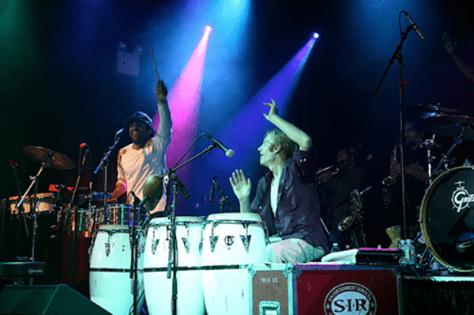El grupo The Rhythm Roots Allstars actuará durante la Noche de las Bicicletas.