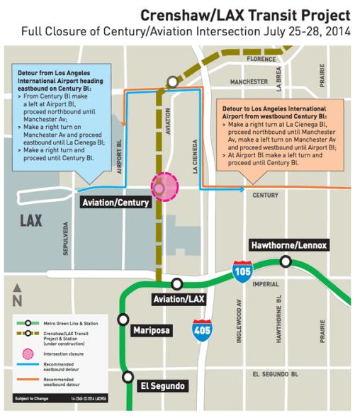 mapa Crenshaw