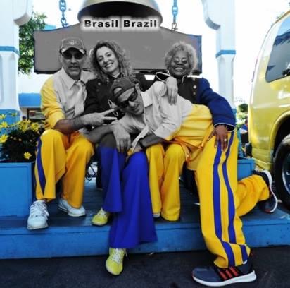 El grupo Brasil-Brasil.