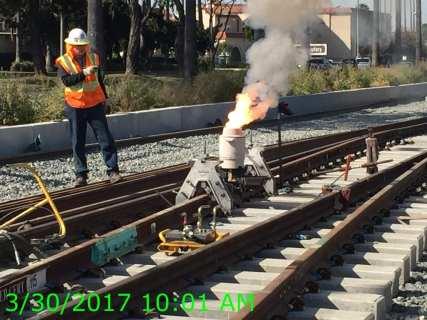 rail-welding