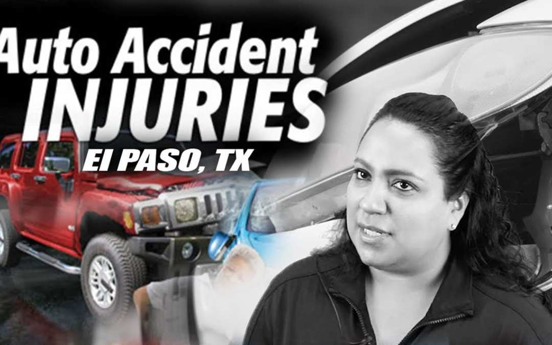 Chiropractor for Auto injuries? | Video | El Paso, TX.