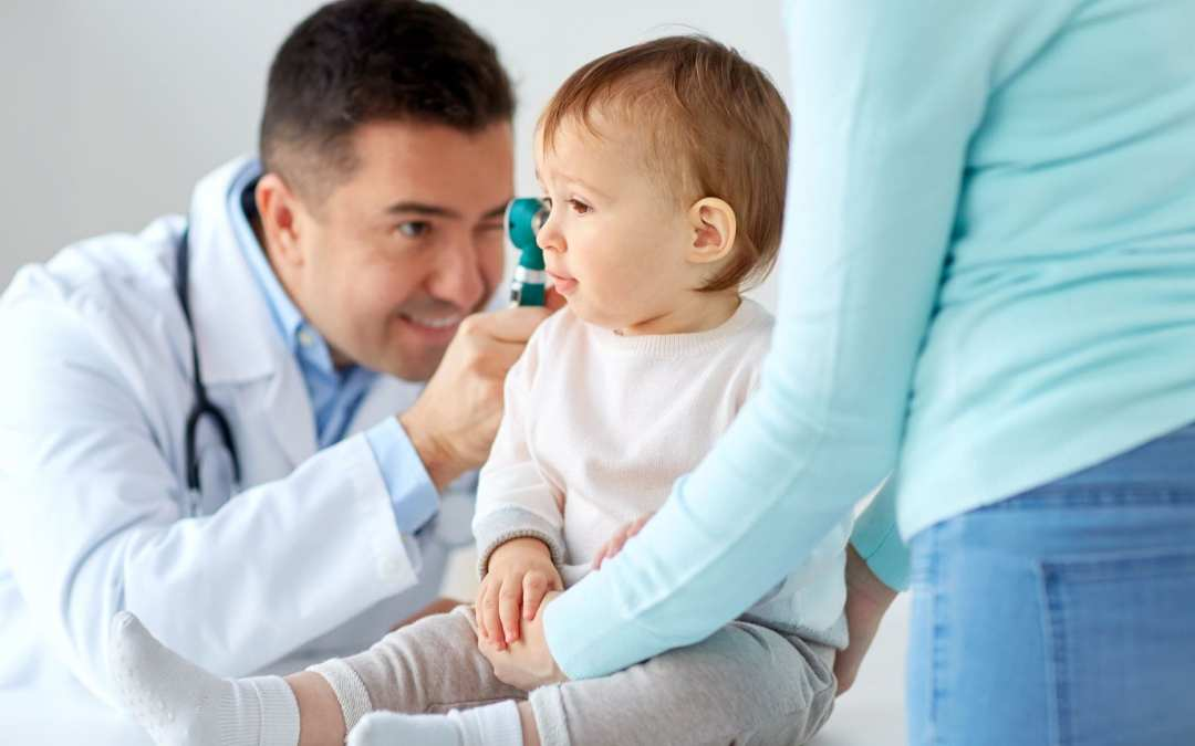 How Chiropractic Can Help With Childhood Ear Infections | El Paso, TX.