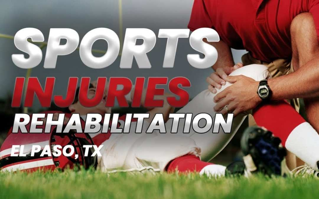 Your *SPORTS* Injury Chiropractor | El Paso, Tx