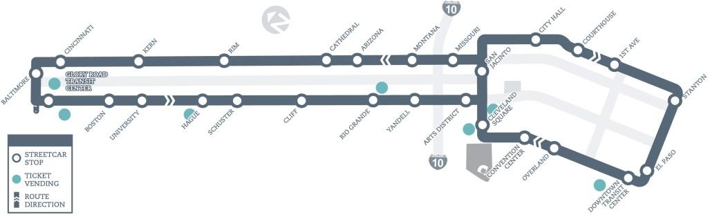 streetcarmap