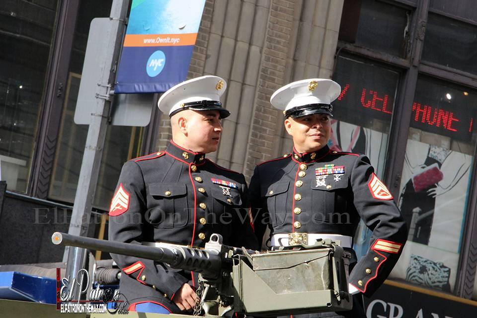 Veterant's Day Parade