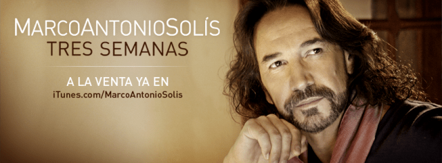 Marco Antonio Solís – Tres Semanas (Video Oficial)