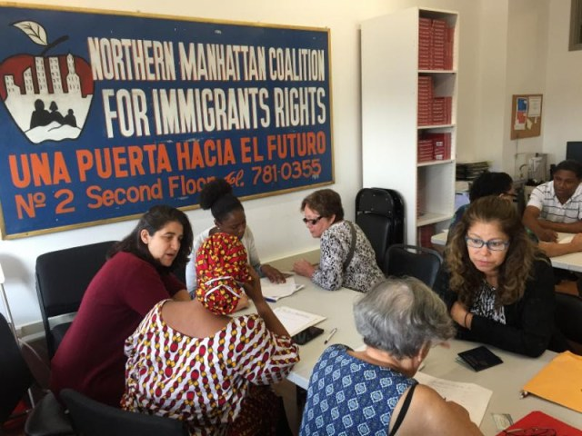Norther ManhattanCoalition For Immigrant Rights