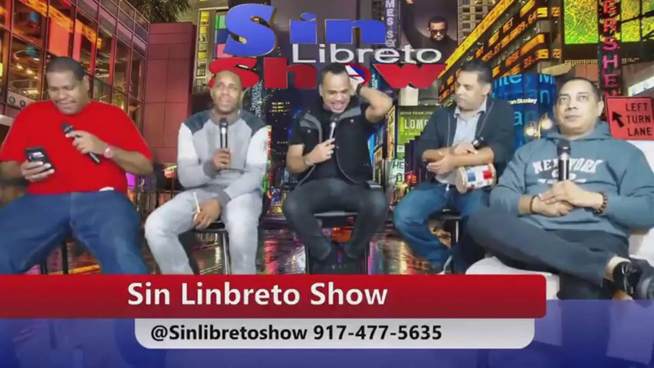 Sin Libreto Show EP26 Todos Los Locos Juntos (Sept 29, 2016) @SinLibretoShow