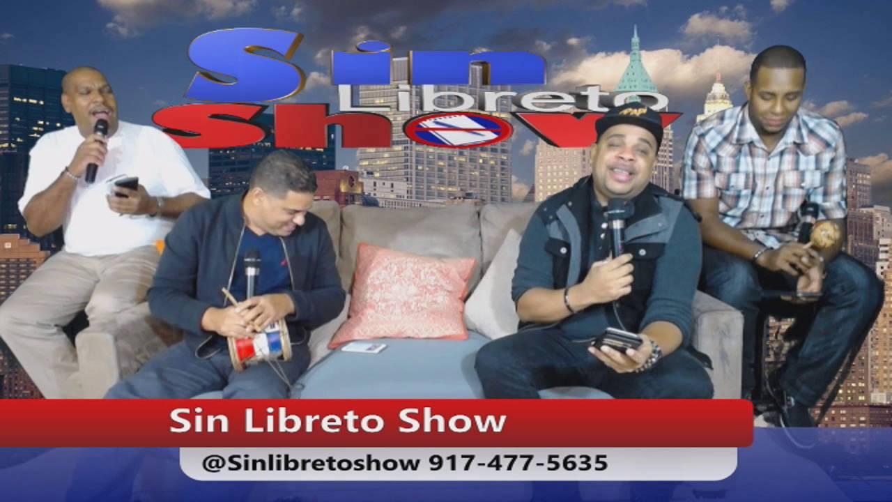 Sin Libreto Show @SinLibretoShow EP29 @BachataHeightz Digital809tv.com