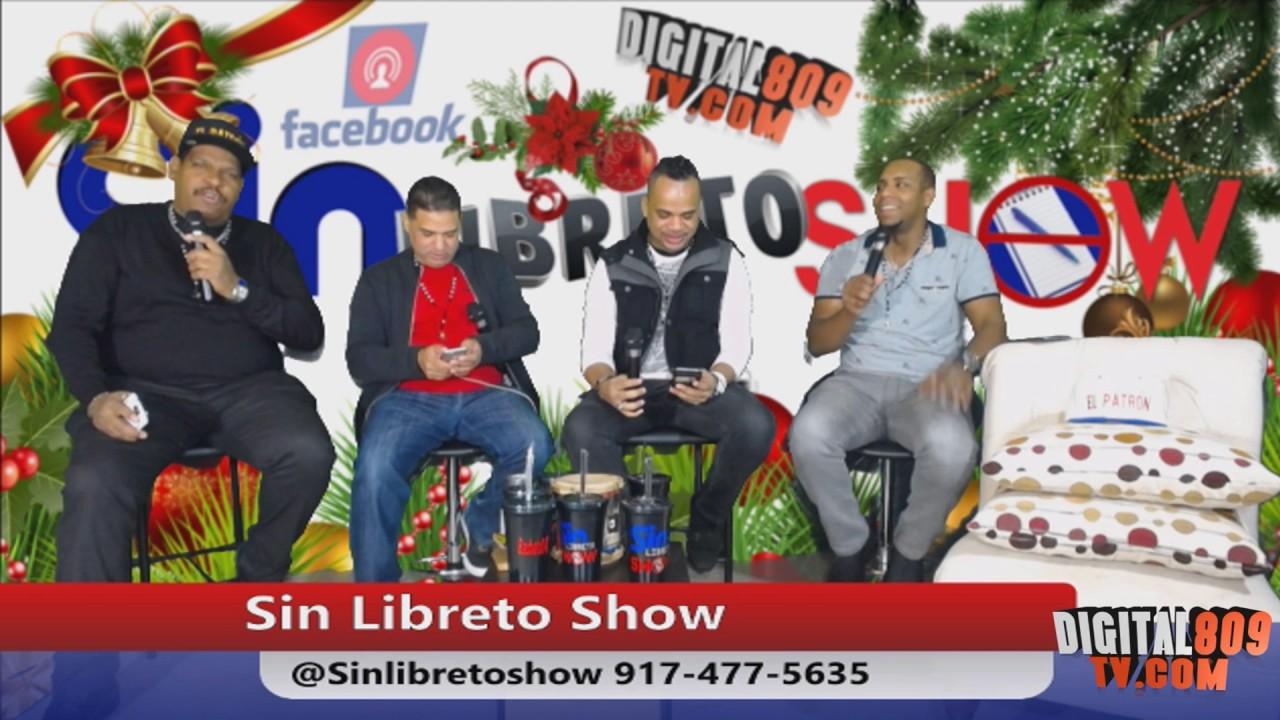 Sin Libreto Show EP33 Amarfis Y Andy Andy Entrevistas Digital809tv.com (@SinLibretoShow)