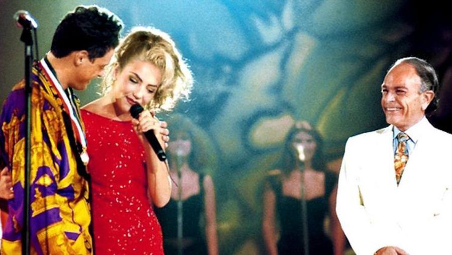Video del día en que Luis Miguel hizo bajar del escenario a Thalía