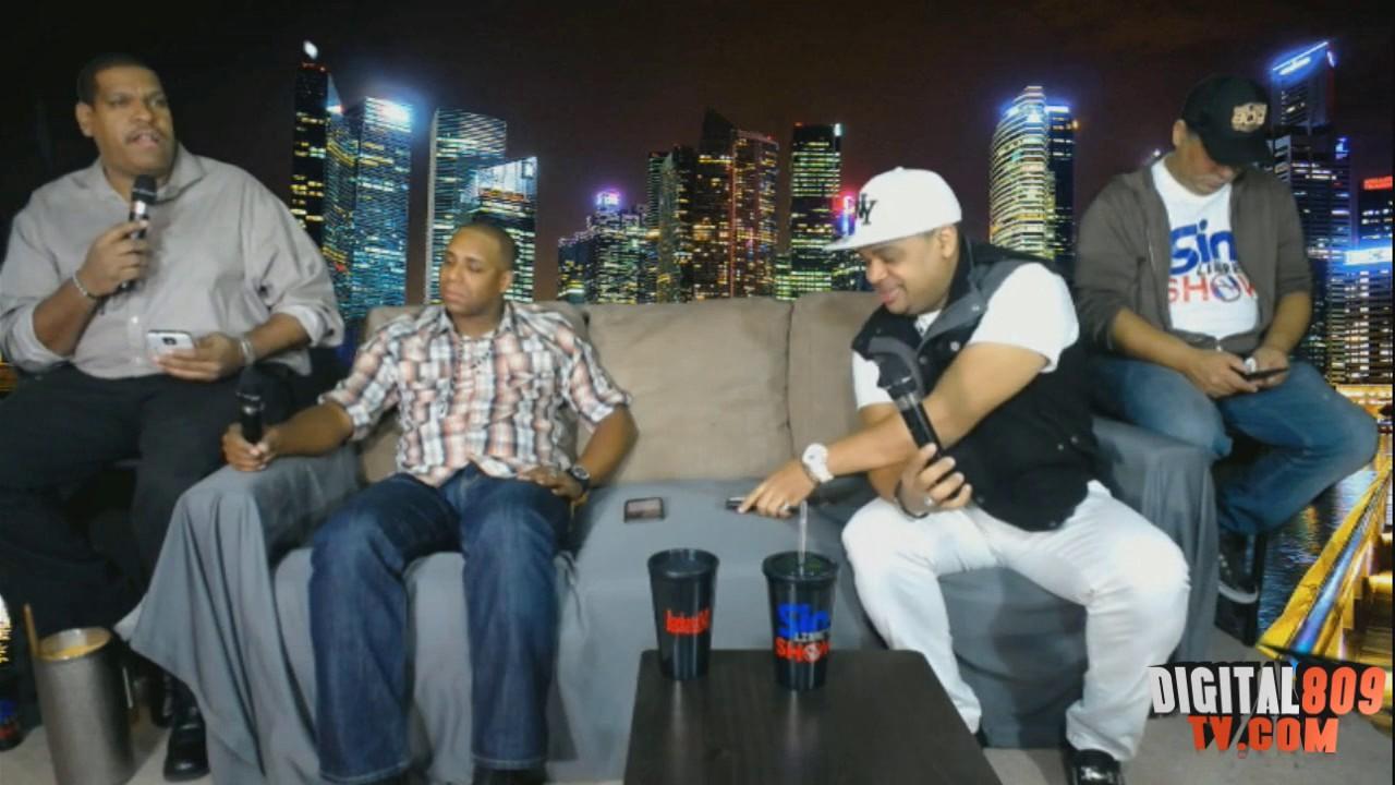 Sin Libreto Show EP35 Los Papi Chulos Entrevista Digital809tv.com (@SinLibretoShow)