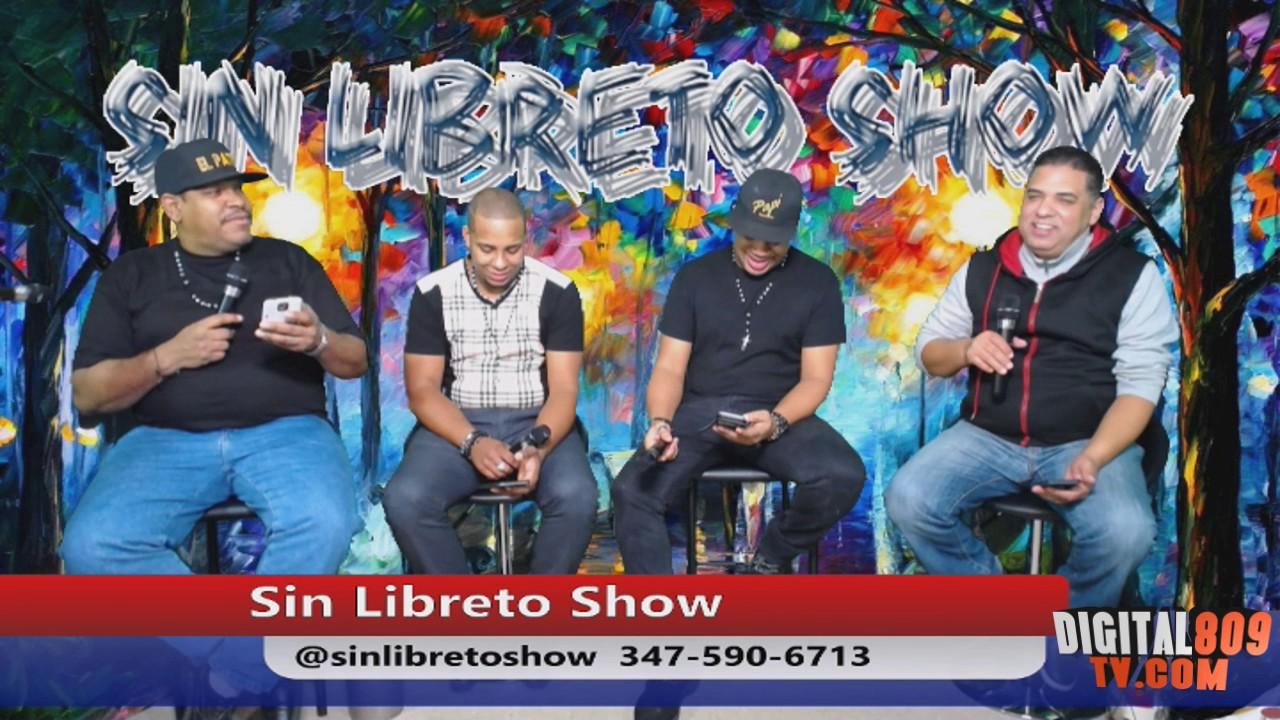 Sin Libreto Show EP41 John Sepulveda Digital809tv.com (@SinLibretoShow)