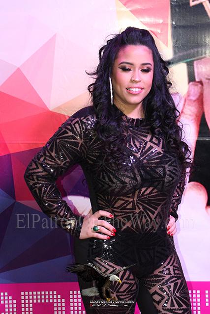 Lady Vixxen Encuentro Con La Prensa 2-20-17