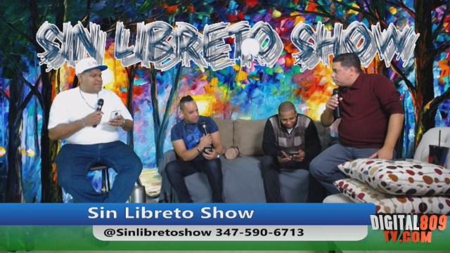 Sin Libreto Show EP43 Entrevista A Julian Peña Chico Mambo Digital809tv.com (@SinLibretoShow)
