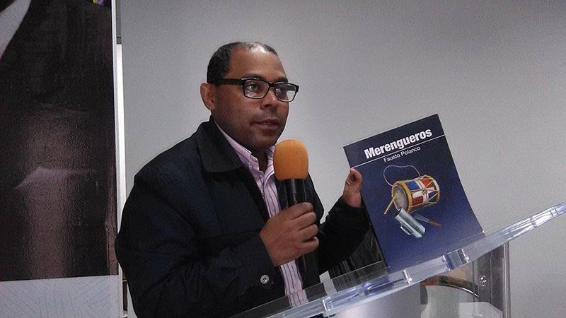 Estudiantes Se Interesan Por El Merengue En Charla Ofrecida Por Fausto Polanco