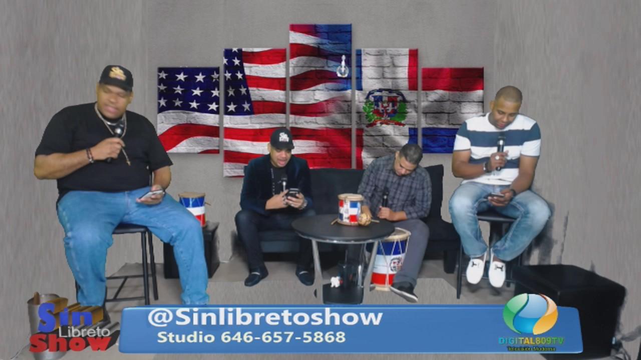 Sin Libreto Show Ep59 Milimar Medina Y Tito Swing Digital809tv.com @SinLibretoShow