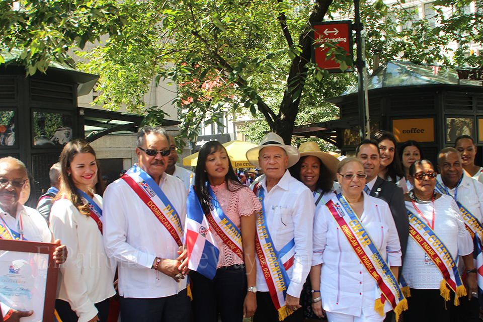 Desfile Nacional Dominicano De Manhattan 2017