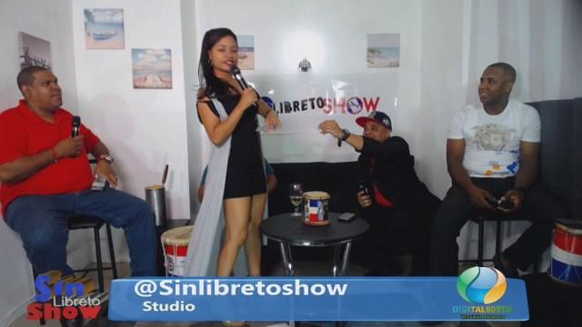 Sin Libreto Show EP69 Que Vivan Las Mujeres Digital809tv.com @SinLibretoShow