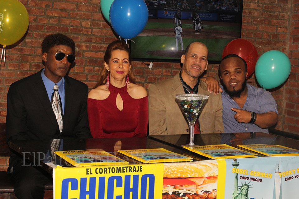 Rueda De Prensa De Chicho Chimichurry
