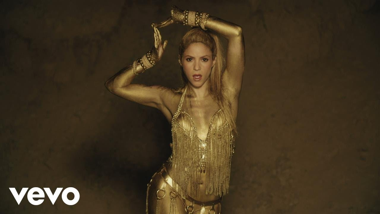 Shakira  ft. Nicky Jam-qPerro Fiel (Official Video)