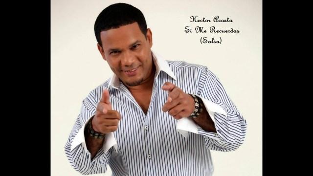 Hector Acosta – Si Me Recuerdas (Salsa 2018)