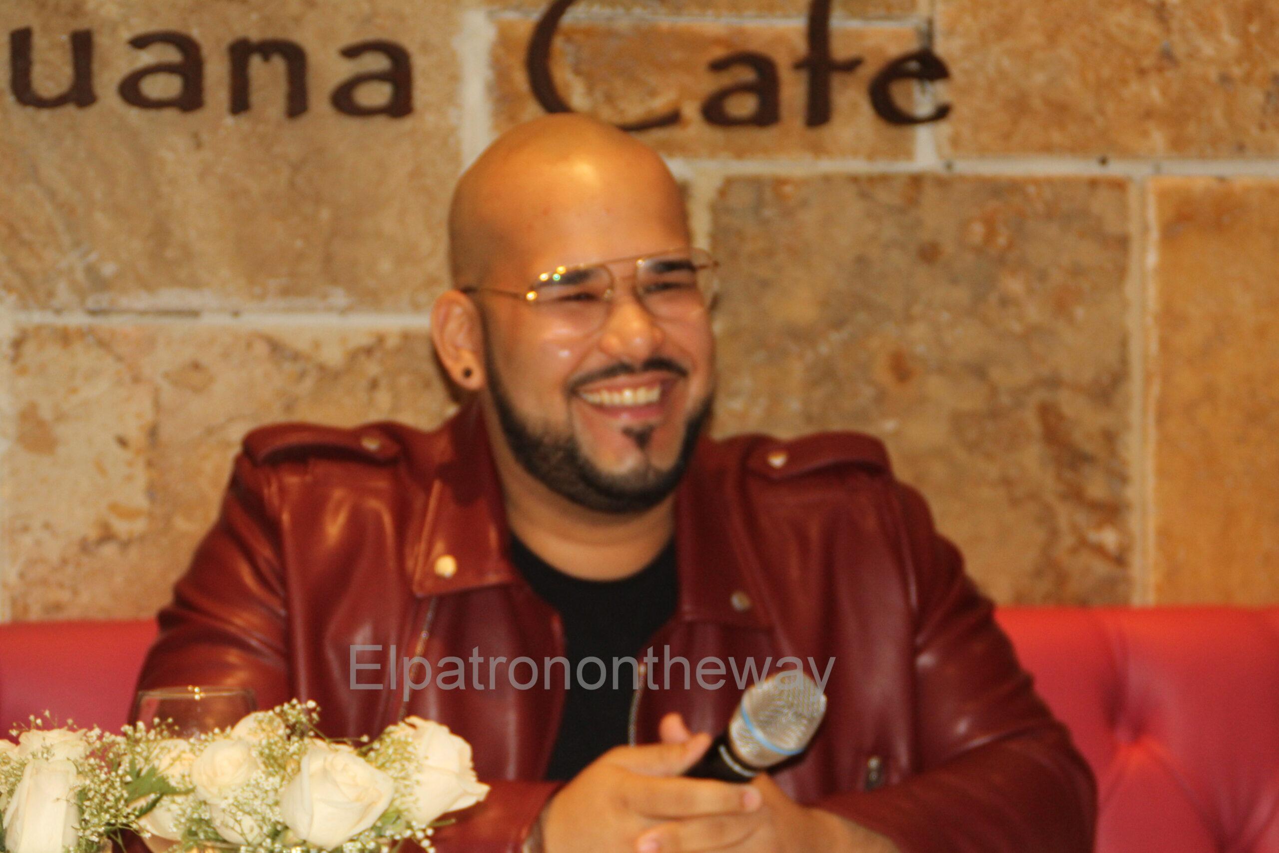 """Alejandro Presenta Ante La Prensa De New York Su EP De """"Seeds"""", Release Party."""