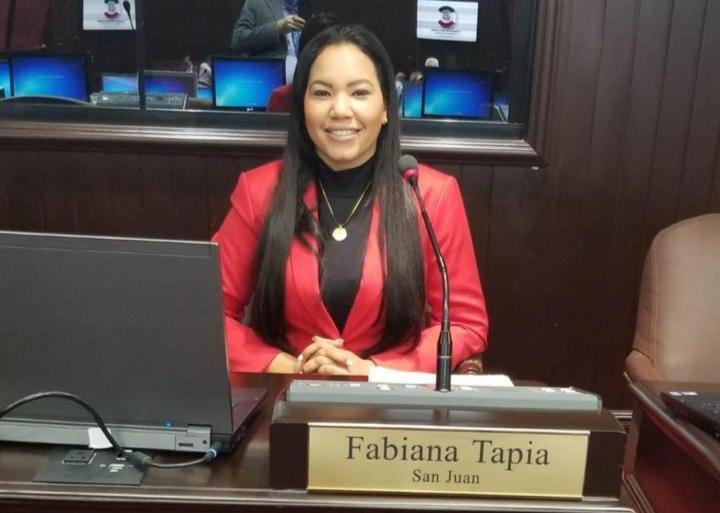 *Diputada Fabiana Tapia felicita a los agricultores en su día*