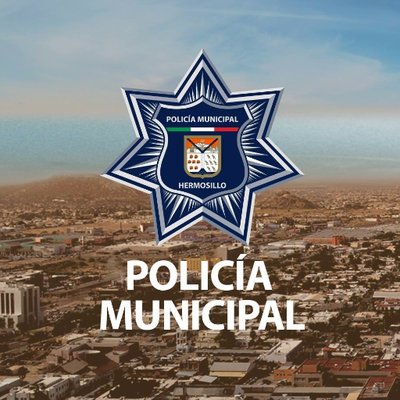 policía Municipal logo