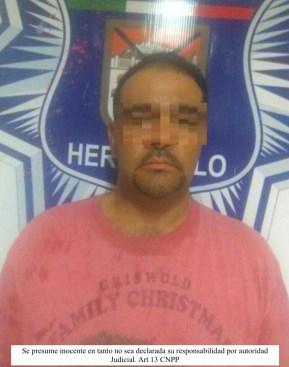 Abelardo, de 42, detenido tras persecución