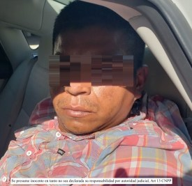 Francisco Raúl, detenido por robo de vehículo (1)