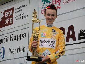 Kasia Niewiadoma, ganadora de la Bira en 2015. Foto © Anton Vos/Cor Vos