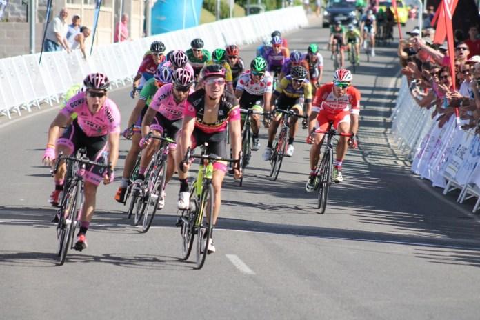 Milímetros dieron la victoria a Chava sobre Jurado en la 4ª etapa (Fuente: www.sportleon.com - Cesar Buitrón @cfbuitron )