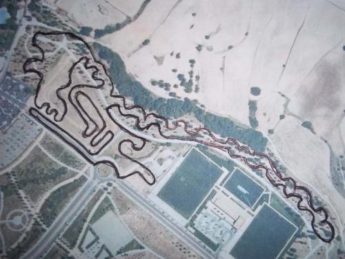Circuito de la prueba de San Sebastián de los Reyes