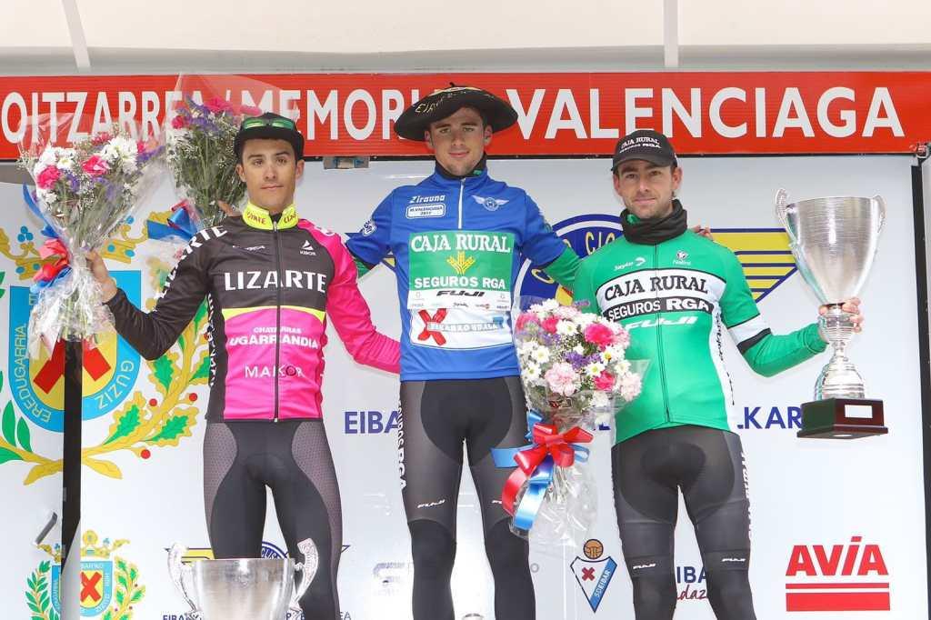 Podium 2017 Valenciaga