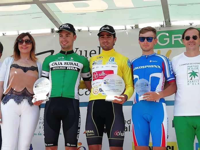 Victor Manuel Romero ULB Sports Alicante