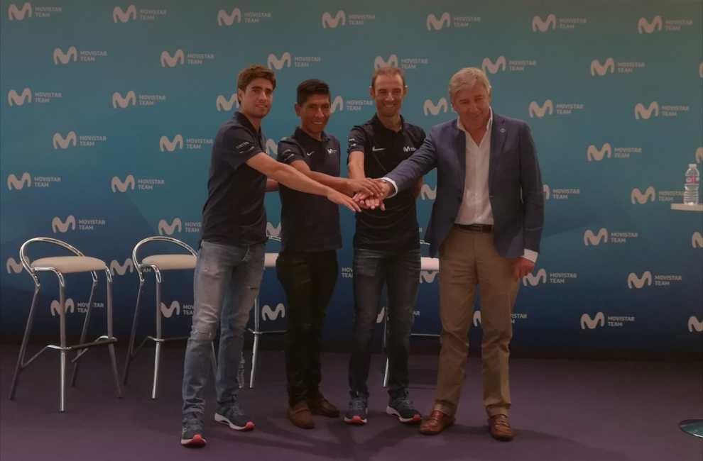 Landa Nairo Valverde Movistar Tour