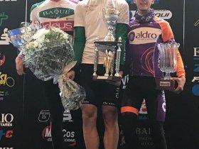Podium Trofeo Santiago Cos