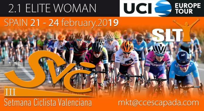 Setmana Ciclista Valenciana femenina