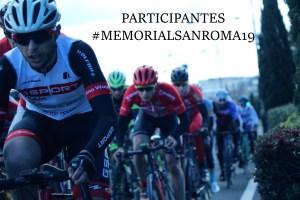 Participantes Memorial Sanroma