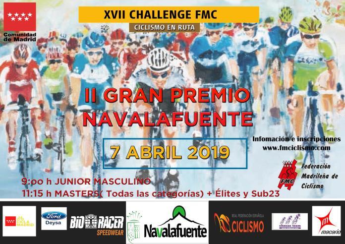 GP Navalafuente 2019