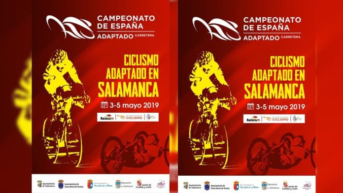 campeonato de españa ciclismo adaptado 2019